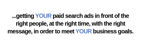 Paid Search Definition