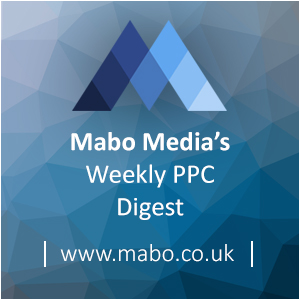 Mabo Media Weekly PPC Digest
