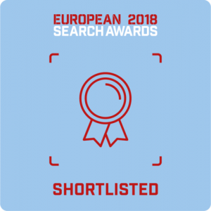 European Search Awards Shortlist