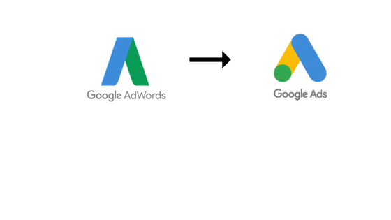 Google Announce AdWords will become Google Ads
