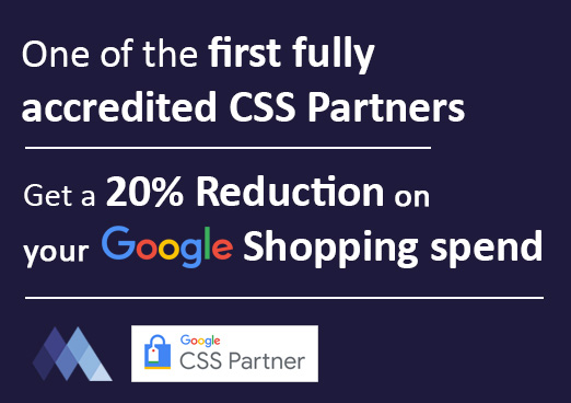 20% reduction on your CPC through our CSS partner programme