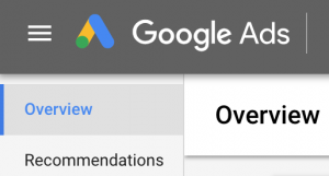 New Google Ads Interface Overview