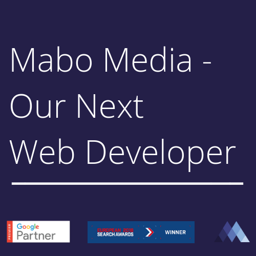 Join Mabo as our next web developer