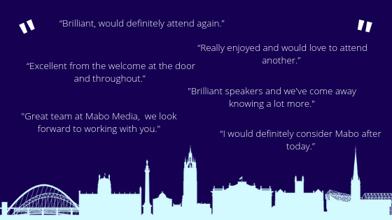 Mabo Media - The Great Google Conference Of The North
