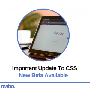 Important Update To CSS