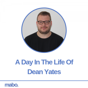 Day In The Life Of Dean Yates