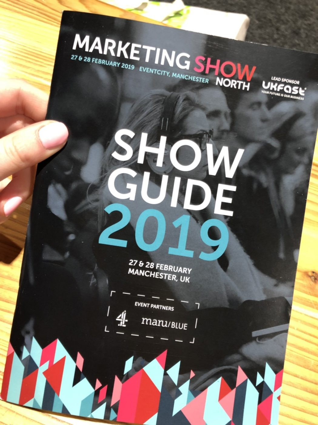 marketing show north
