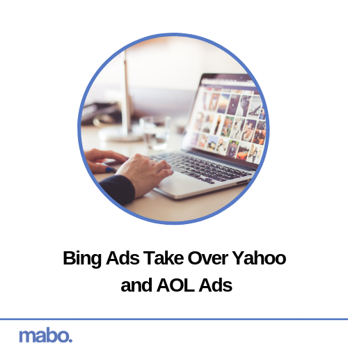 Bing Ads Take Over Yahoo and AOL Ads