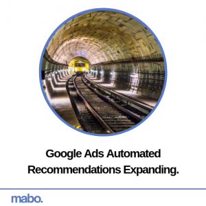 Google Ads Automated Recommendations Expanding