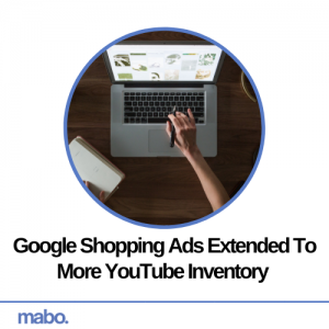 Google Shopping Ads Extended To More YouTube Inventory
