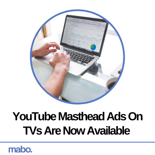 YouTube Masthead Ads On TVs Are Now Available