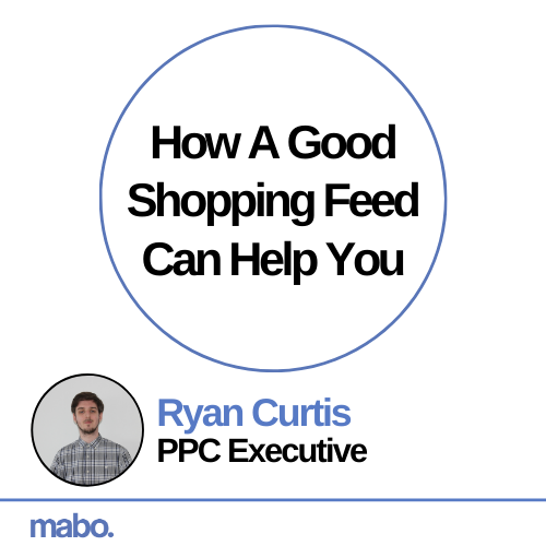How A Good Shopping Feed Can Help You