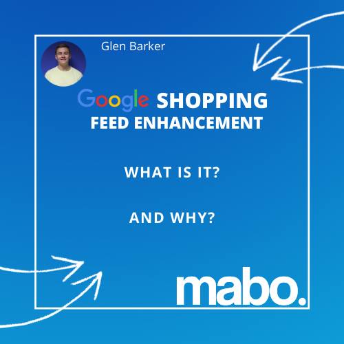 Google Shopping Feed Enhancement